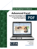 Advanced Excel[1]