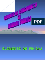 ELEMENTE  DE  FINISAJ