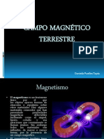 Campo Magnético Terrestre...