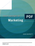 14036025 Burnett Core Concepts of Marketing Wiley