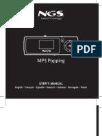 Popping Manual