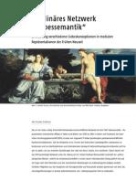 DFG-Netzwerk Zur Liebessemantik - Affekte
