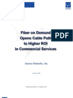 WhitePaper012 RevA Fiber on Demand