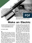 Electric Stencil