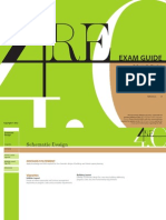 Schematic Design Exam Guide - Architecture exam - NCARB