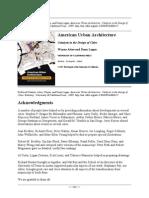 Attoe_American Urban Architecture