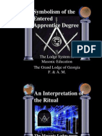 Freemasonry Degree