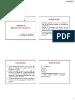 Práctica 2_ Ejercicios-soluciones 2013