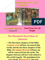 Lesson 4 Revelation Seminars -Good News for All People