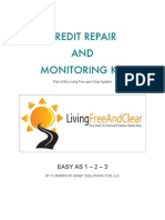 66138337 Credit Repair Kit