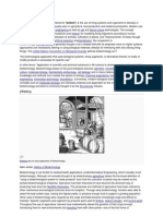 Biotechnology Article From Web