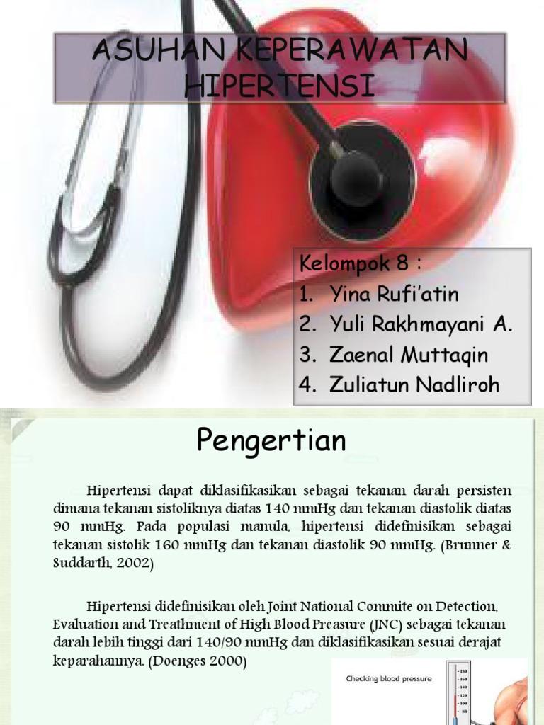 Ppt Asuhan Keperawatan Hipertensi