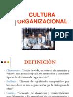 Gth - Cultura Organizacional