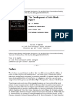 Beazley_Development of the Attic Black-Figure