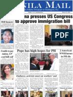 Manila Mail - Mar. 31, 2013