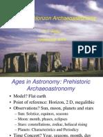 Archeo Astronomy