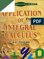Aplication of Integral Calculus