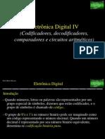 Eletrônica Digital IV S