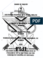 Fiji Military Forces Board of Inquiry Report - May 19 2000 Coup
