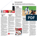 NL Central Preview
