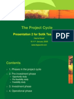 Presentation-2 the Project Cycle