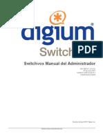 Switchvox Administrador Manual Es Es