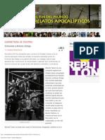 Carretera 45 Teatro _ Revista Replicante