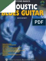 Beyond Basics - Acoustic Blues Guitar Guitar Tabs