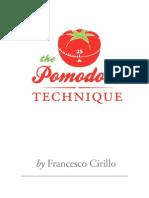 Manual da Técnica do Pomodoro - Gerenciador de tempo.pdf