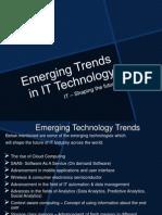 emergingtrendsinittechnology-120215044710-phpapp03