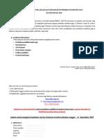Kuesioner Kajian PSMKGI (Komisi a Dan Litbang)