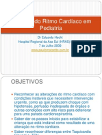 Distúrbios do Ritmo Cardíaco