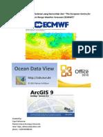 Pegolahan Data Angin Bulanan Yang Bersumber Dari the European Centre for Medium-Range Weather Forecasts (ECMWF)