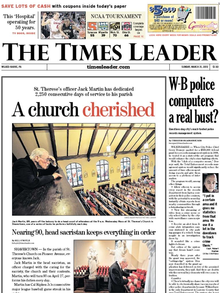 21c0132e152 Times Leader 03-31-2013