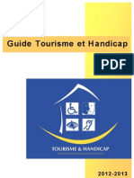 Guide Tourisme Handicap Metz