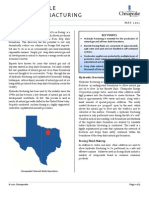 Barnett Hydraulic Fracturing Fact Sheet