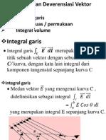 3. Integral Garis Grad Div Curl