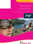Brochure Lozere Reservation 2012