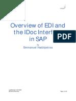 EDI IDoc Overview