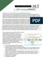 IMIT-training PRINCE2