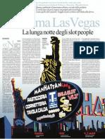 Viaggio di uno scrittore nell'Italia alla deriva, di Walter Siti - La Repubblica 31.03.2013