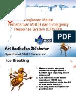 Materi Training MSDS & ERS.ppt