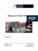 Manganese Market Outlook 2012 ExecutiveSummary