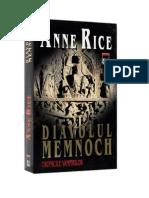 Cronicile Vampirilor 5- Diavolul Memnoch