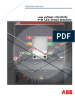 ABB Technical Application Papers - Vol. 1 Low Voltage Selectivity With ABB Circuit-breakers