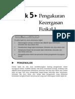 Topik5PengukuranKecergasanFizikal1