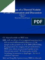 Thyroid Nodules - JOzao