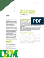 25354p Ibm Fiche Tivoli Storage