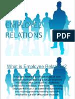 Employee Relations Pr