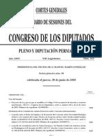 España - PROYECTO DE LEY POR LA QUE SE MODIFICA EL CÓDIGO CIVIL EN MATERIA DE DERECHO A CONTRAER MATRIMONIO - Pag8-19